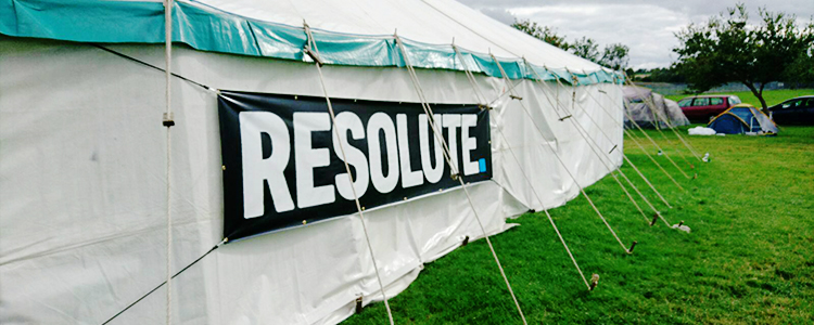 Resolute - Faith Camp