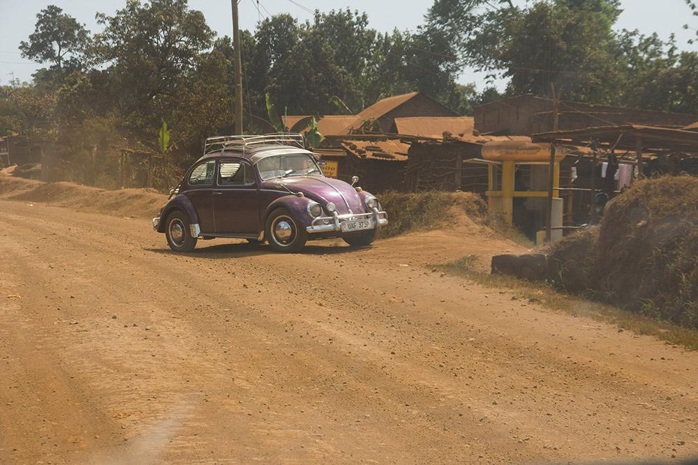Unusual Cars in Uganda
